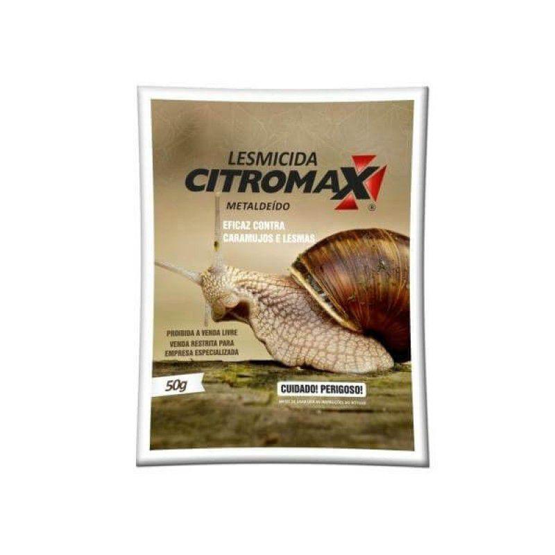 Lesmicida Citromax - 50g