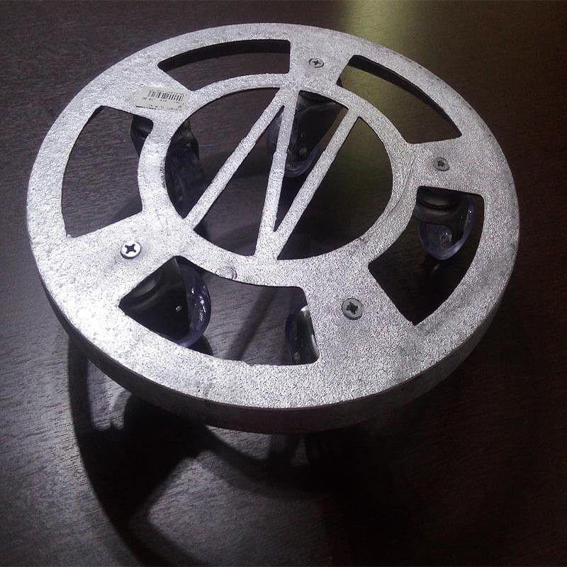 Rodízio para Vasos Redondos - 40cm