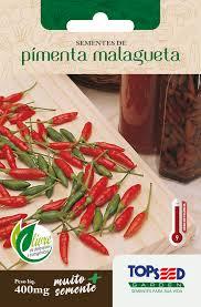 Semente de Pimenta Malagueta 400mg