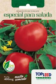 Semente de Tomate Especial Para Salada