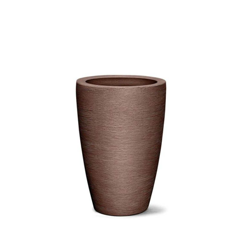 Vaso Grafiato Cônico 48cm Polietileno - Nutriplan