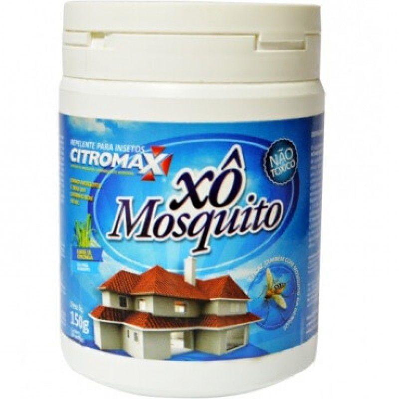Xô Mosquitos Citromax - 150g
