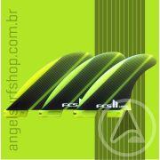 Quilha FCS II Carver Neo Glass M/L