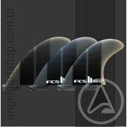 Quilha FCS II Reactor Neo Glass M/L