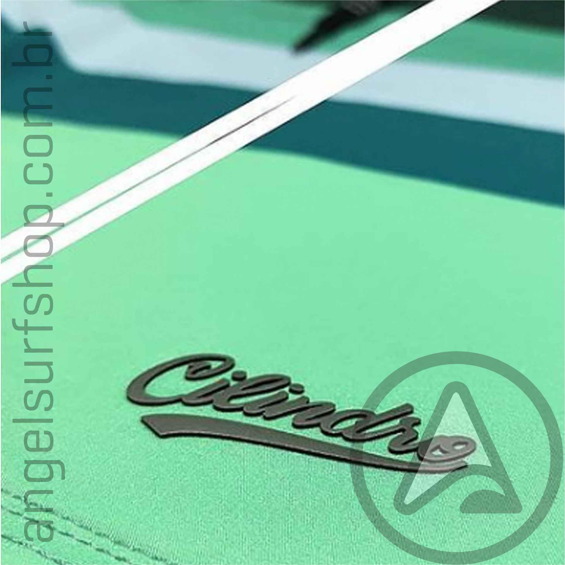 Bermuda de Surf Cilindro Surflex  Green Line
