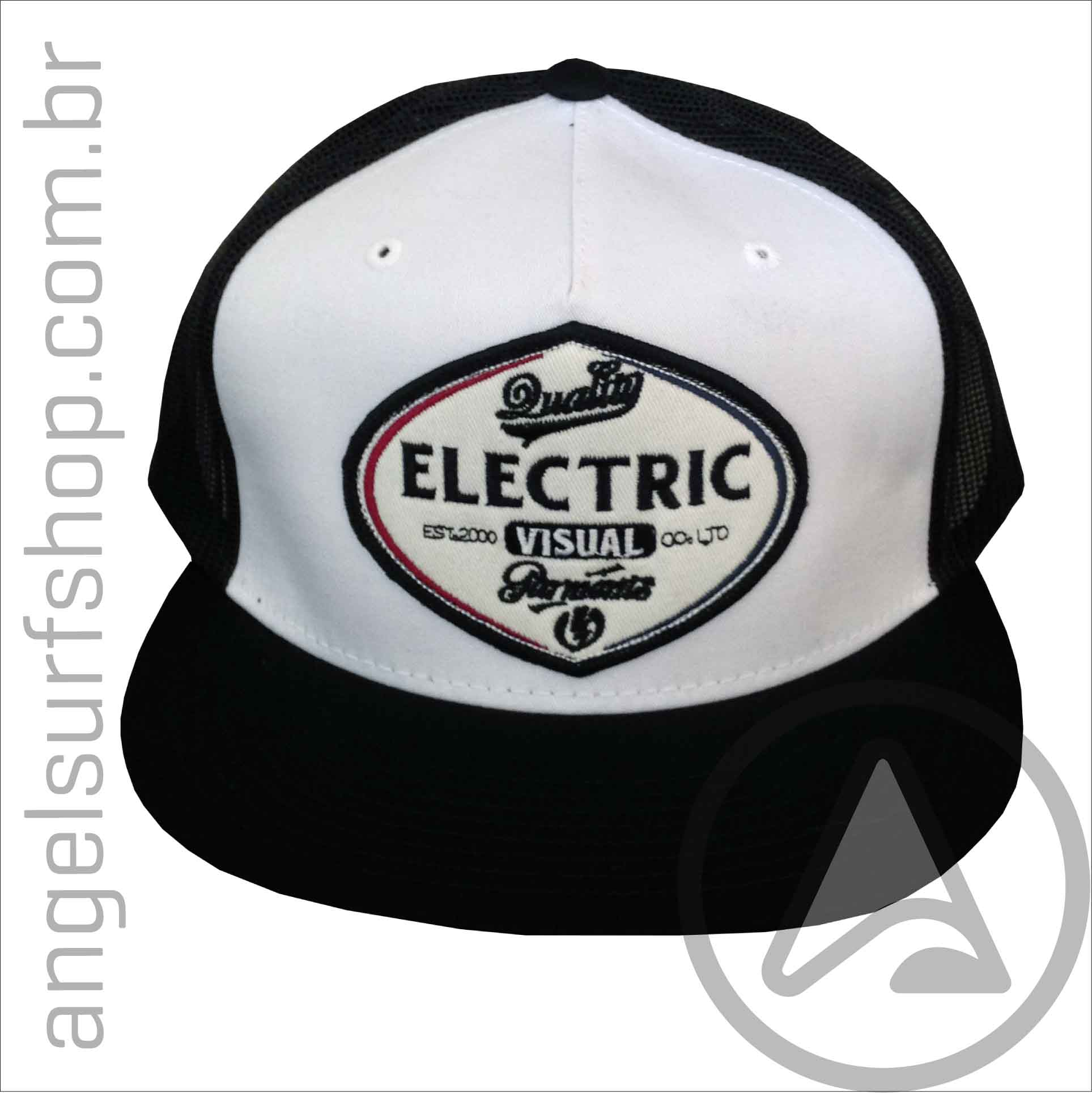Boné Electric Visual Flex Fit LTD Snapback Hat