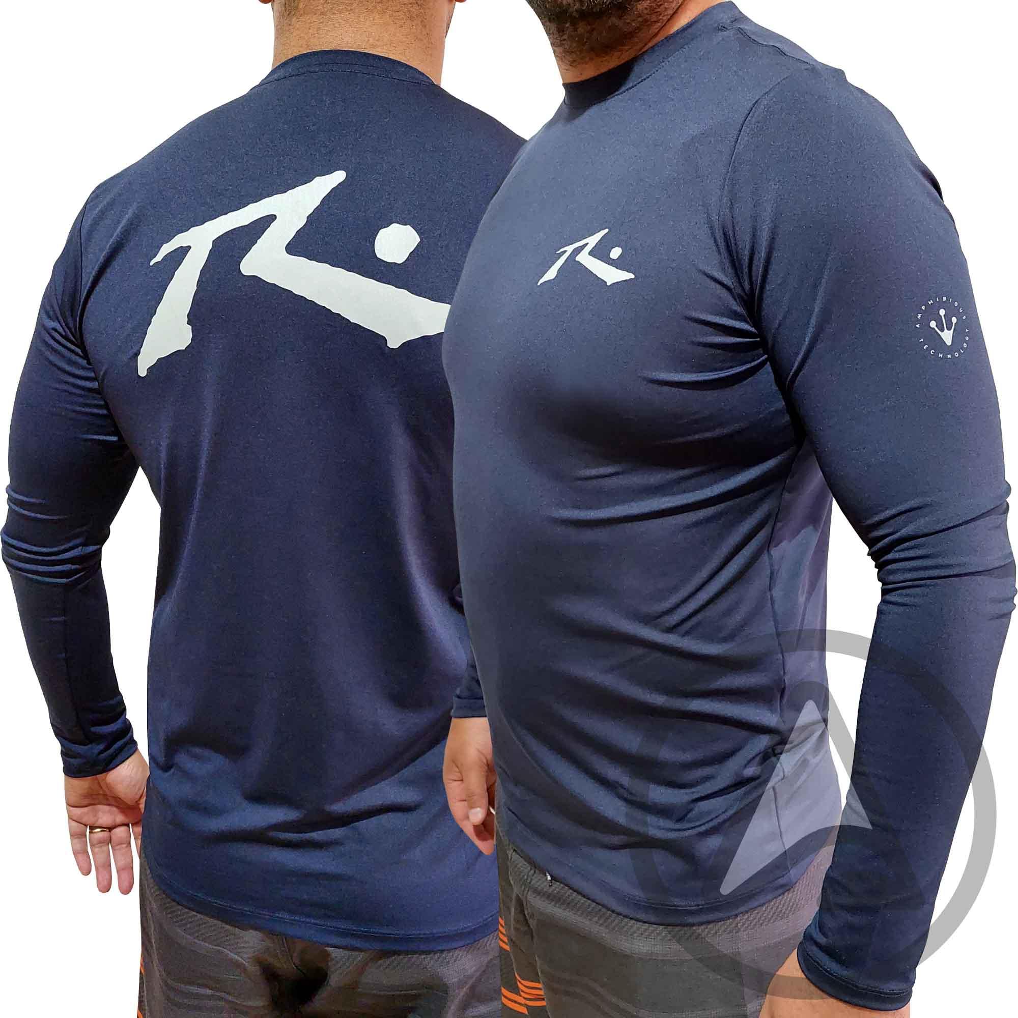 Camiseta de Lycra RUSTY AMPHIBIOUS