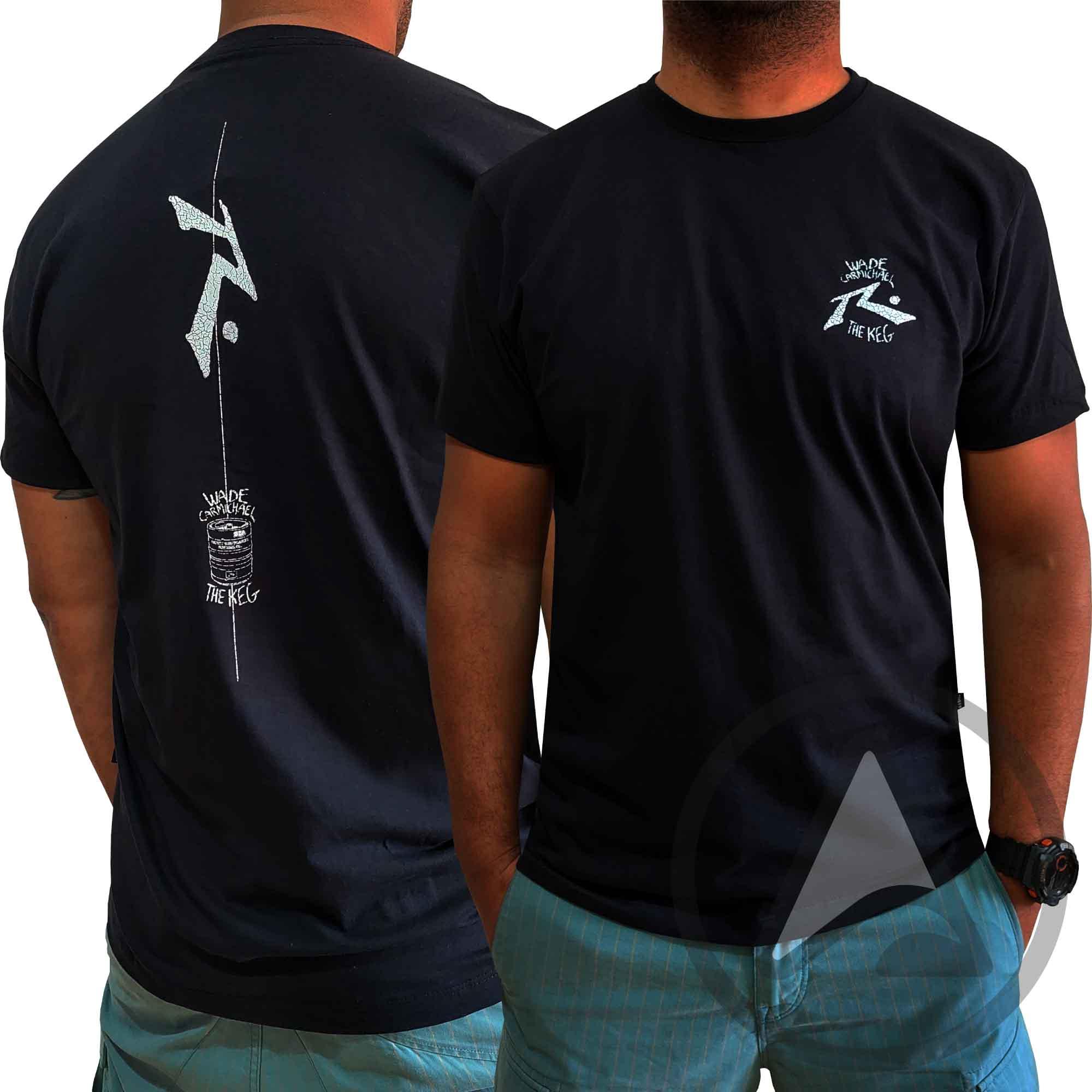 Camiseta RUSTY Silk WADE CARMICHAEL