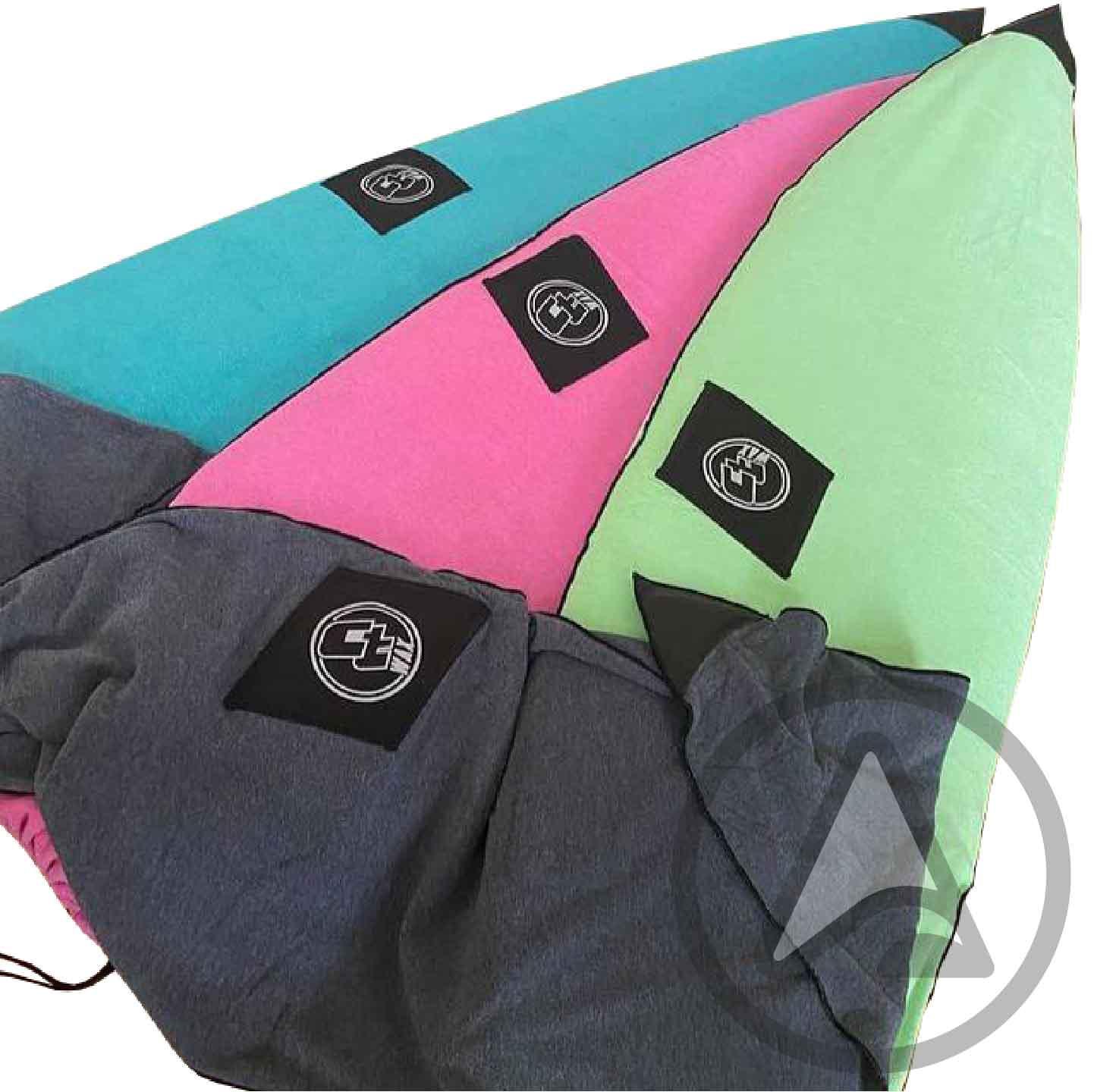 Capa Toalha Shortboard CTWax com Bolso 6'0