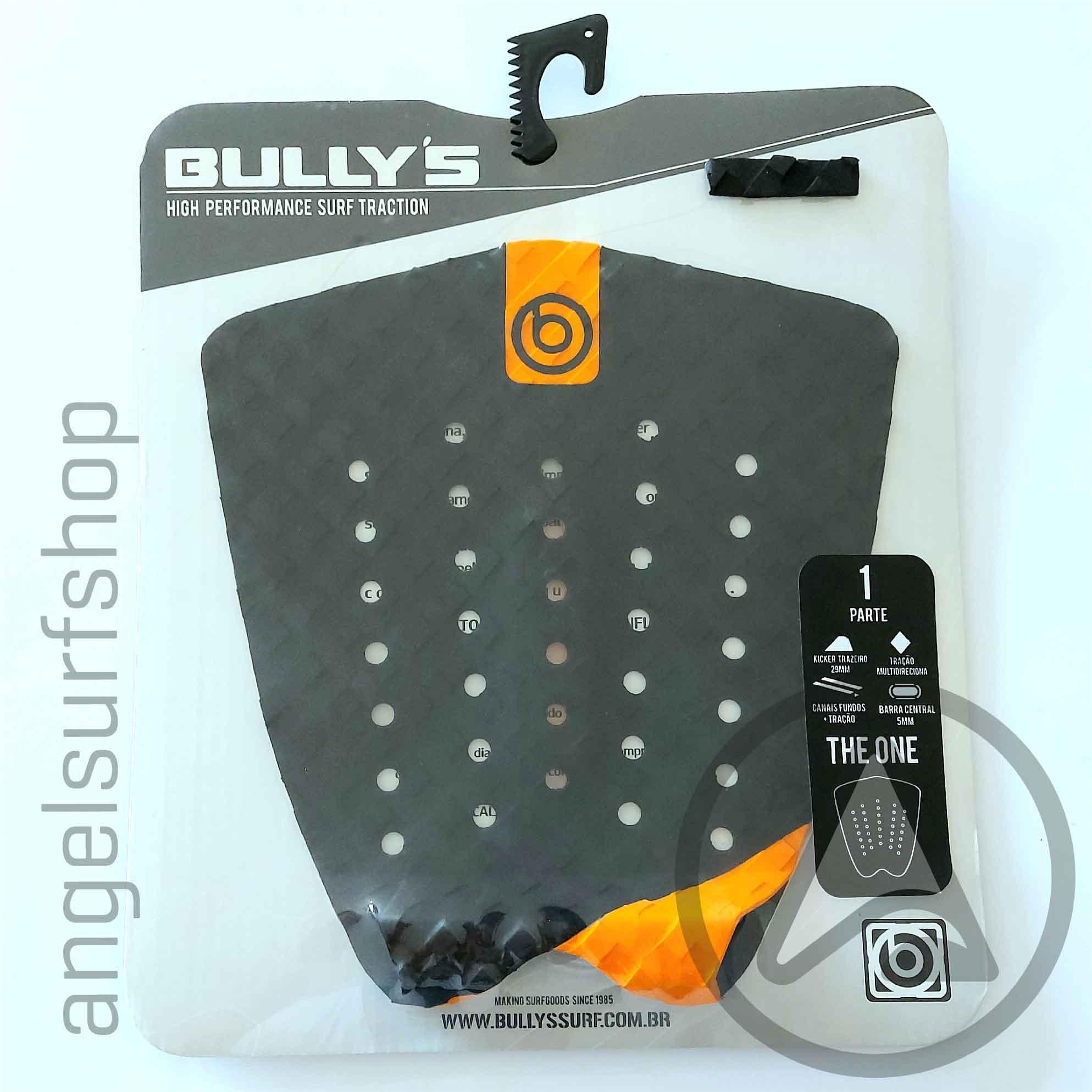 Deck Bully's COLOURS BLACK Series (Várias Cores)