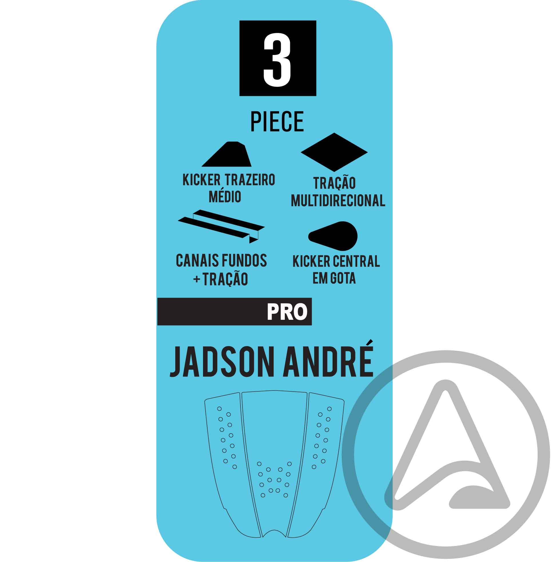 Deck Bully's Pro Jadson Andre