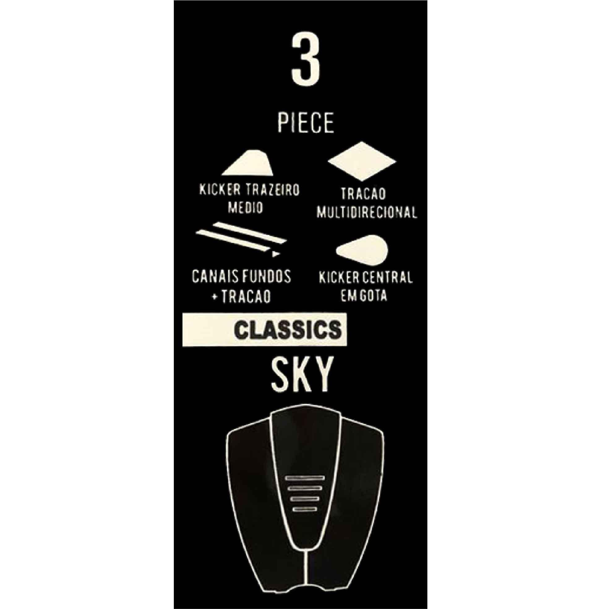 Deck Bully's Sky BLACK Series