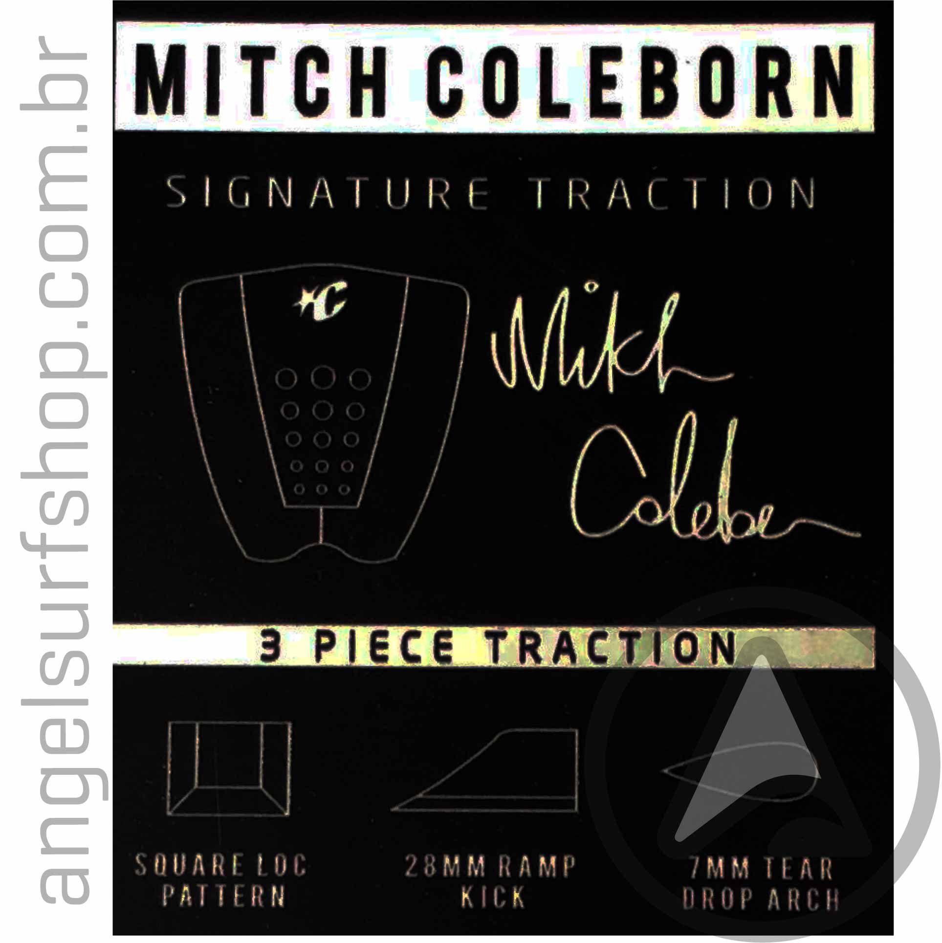 Deck Creatures Mitch Coleborn