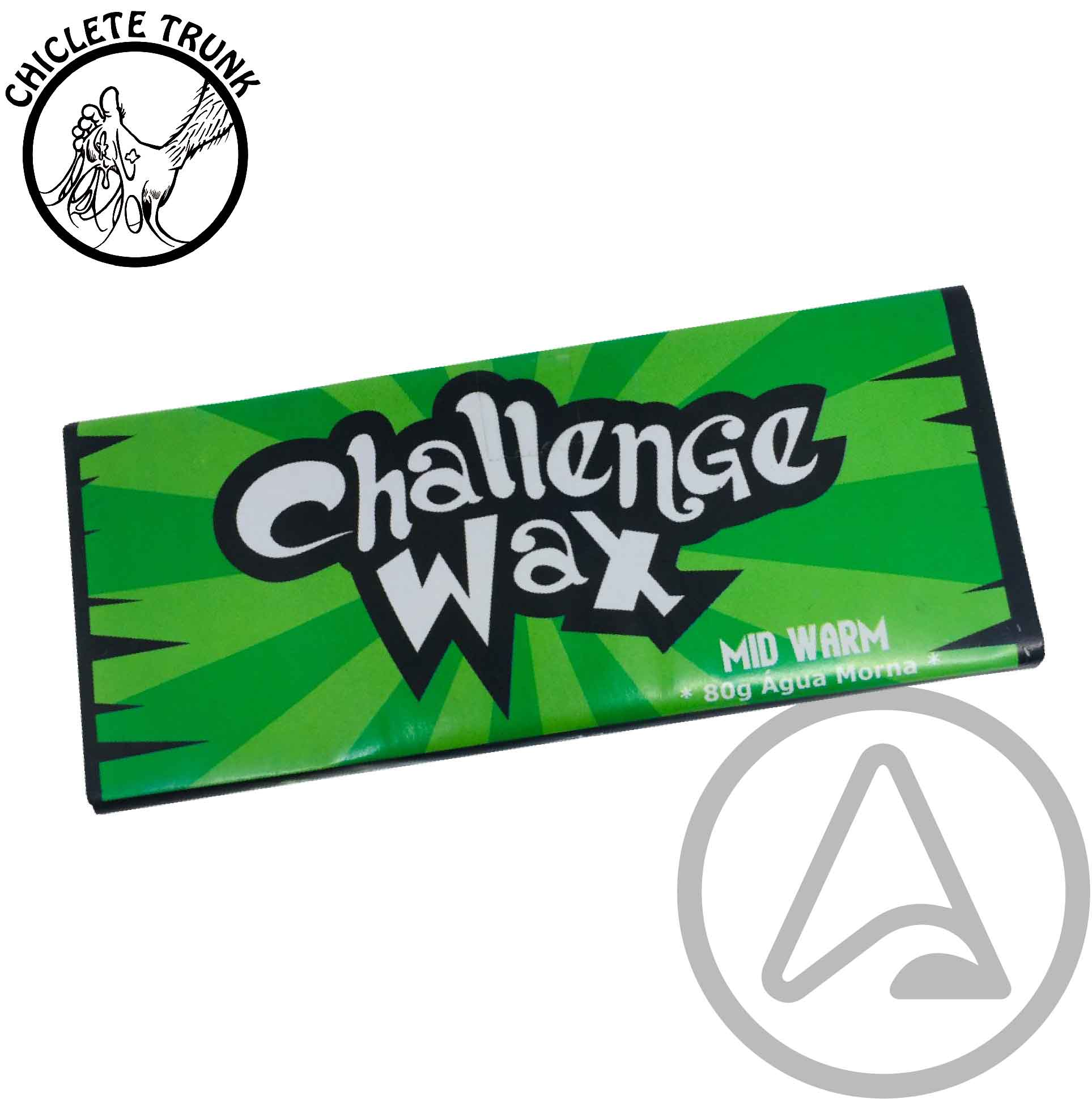 Kit Parafinas CTWax Challenge Wax  80g - 10 Unidades