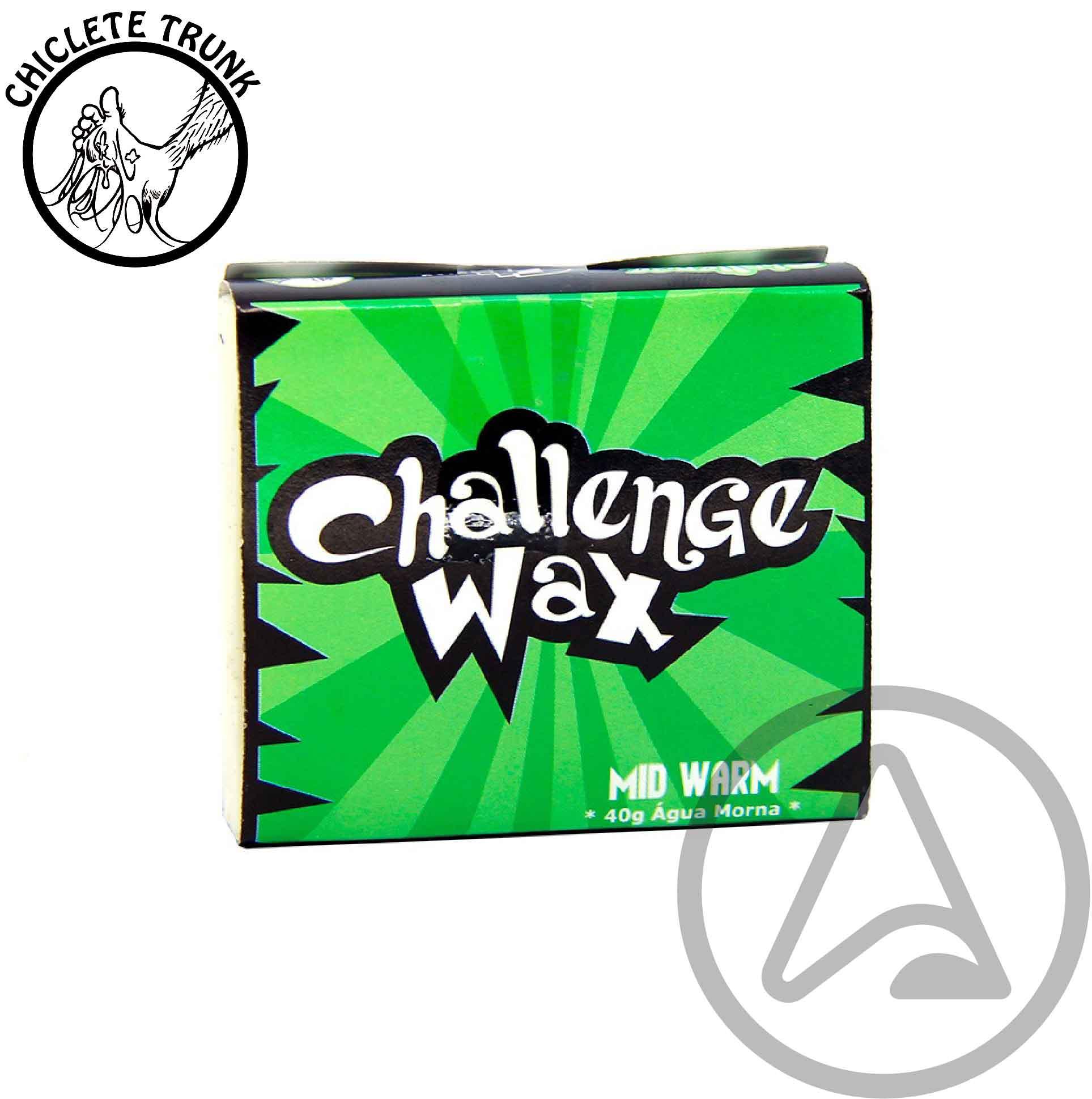 Kit Parafinas CTWax Challenge Wax  40g - 10 Unidades