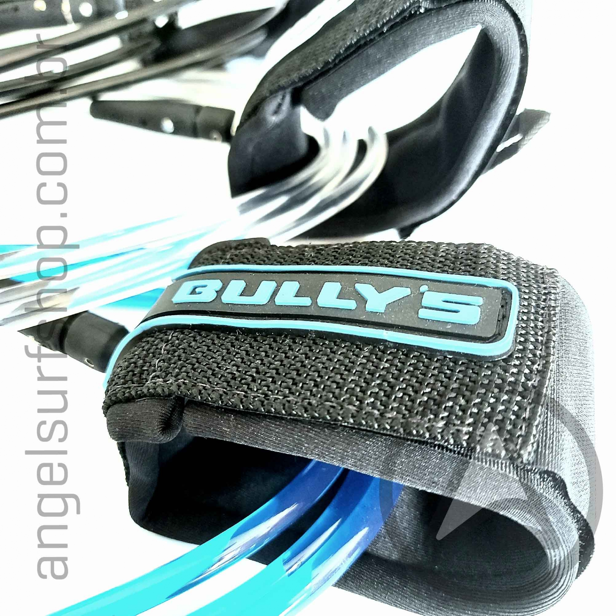 Leash Bully's BIG WAVE GOLDEN Series 8x6,5mm