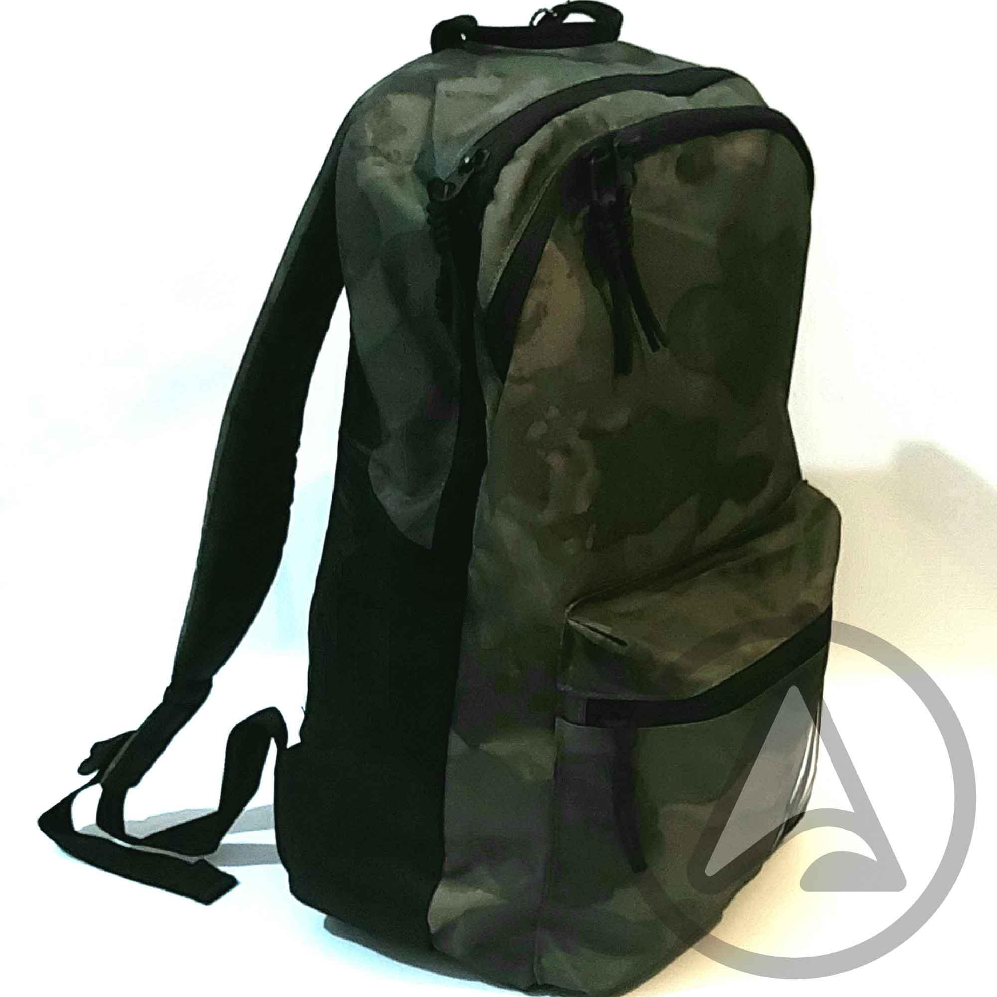 Mochila Volcom Academy Camouflage