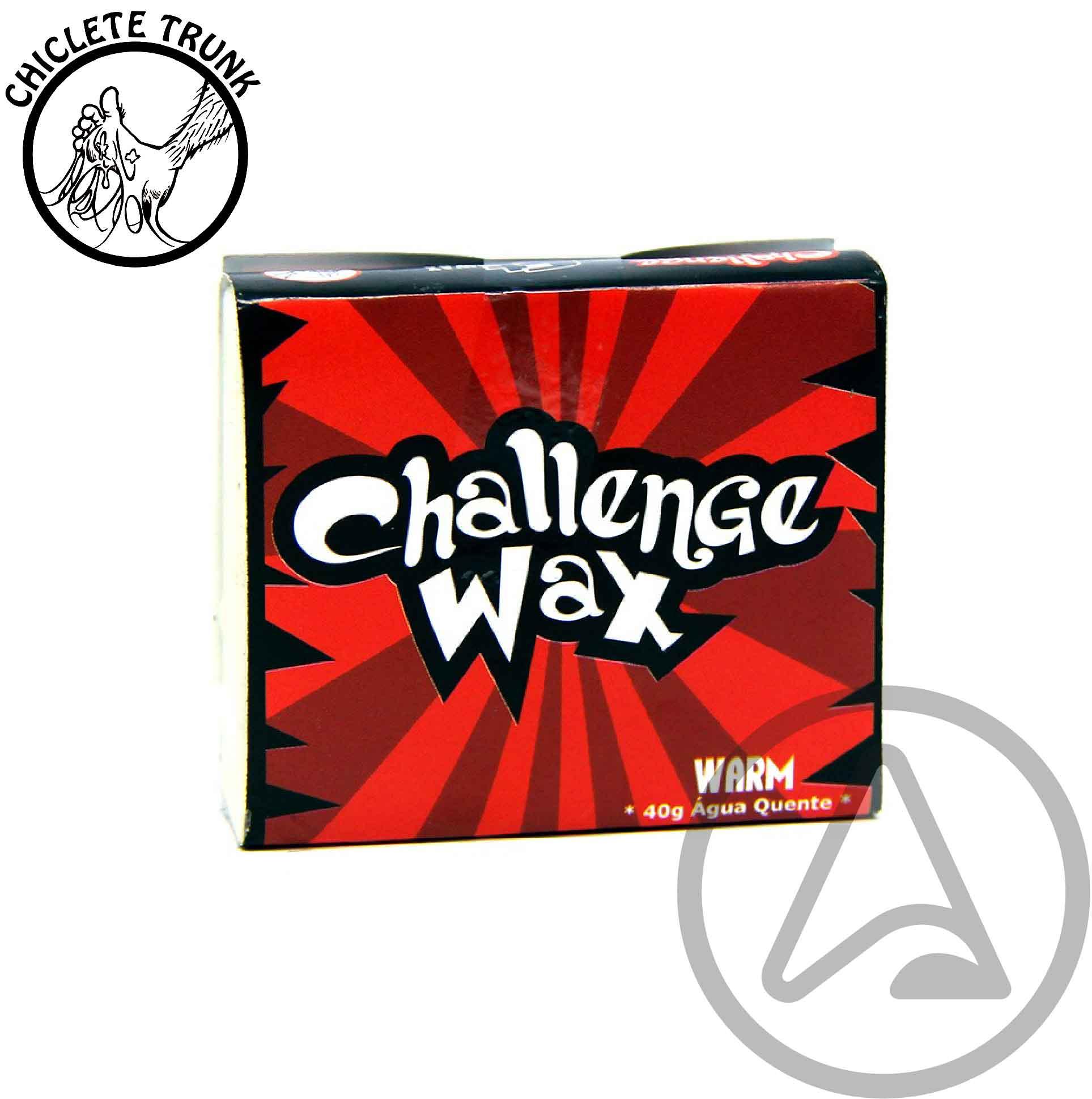 Parafinas CTWax Challenge Wax 40g- Água Gelada - Fria - Morna - Quente - Nordeste