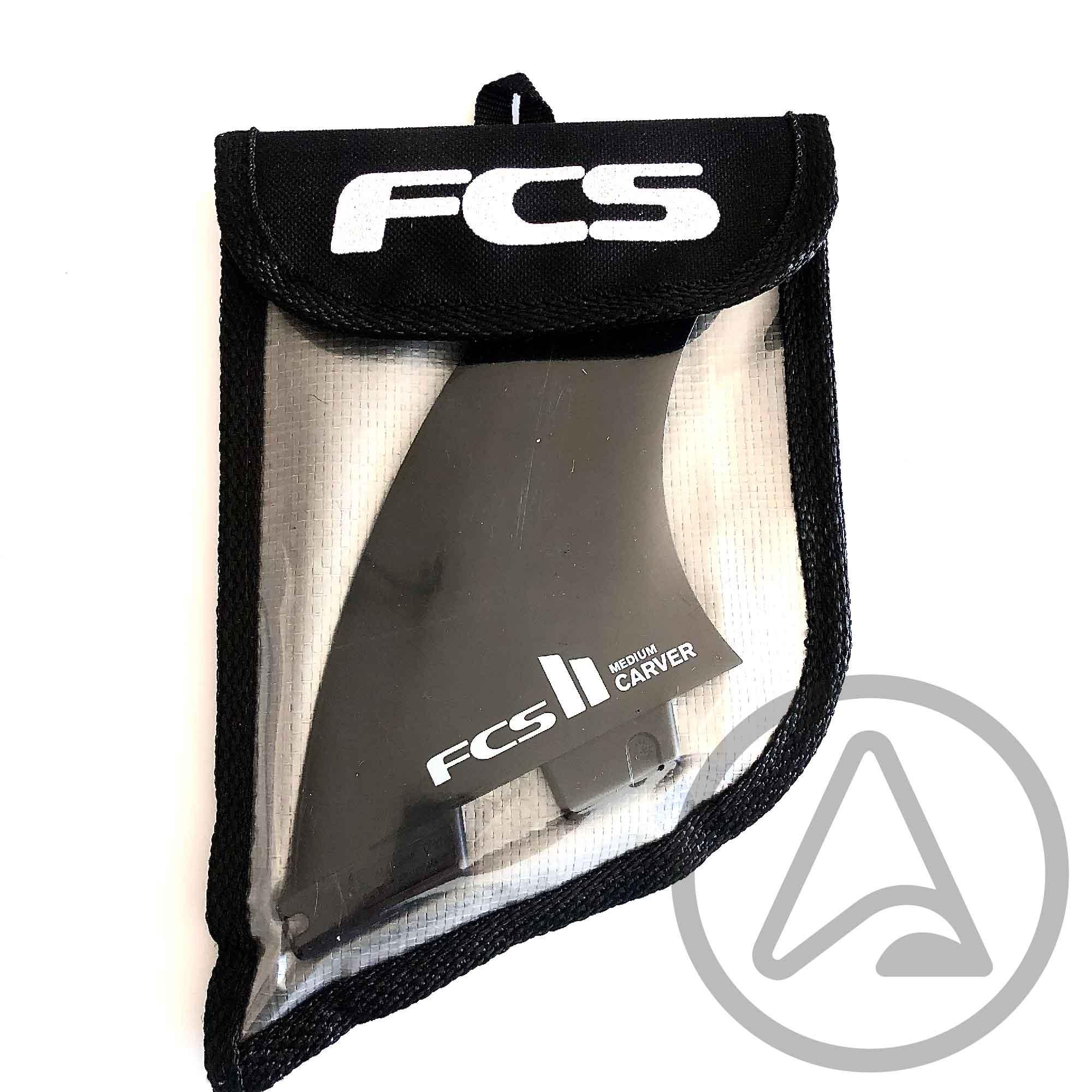 Quilha FCS II CARVER Glass Flex M/L