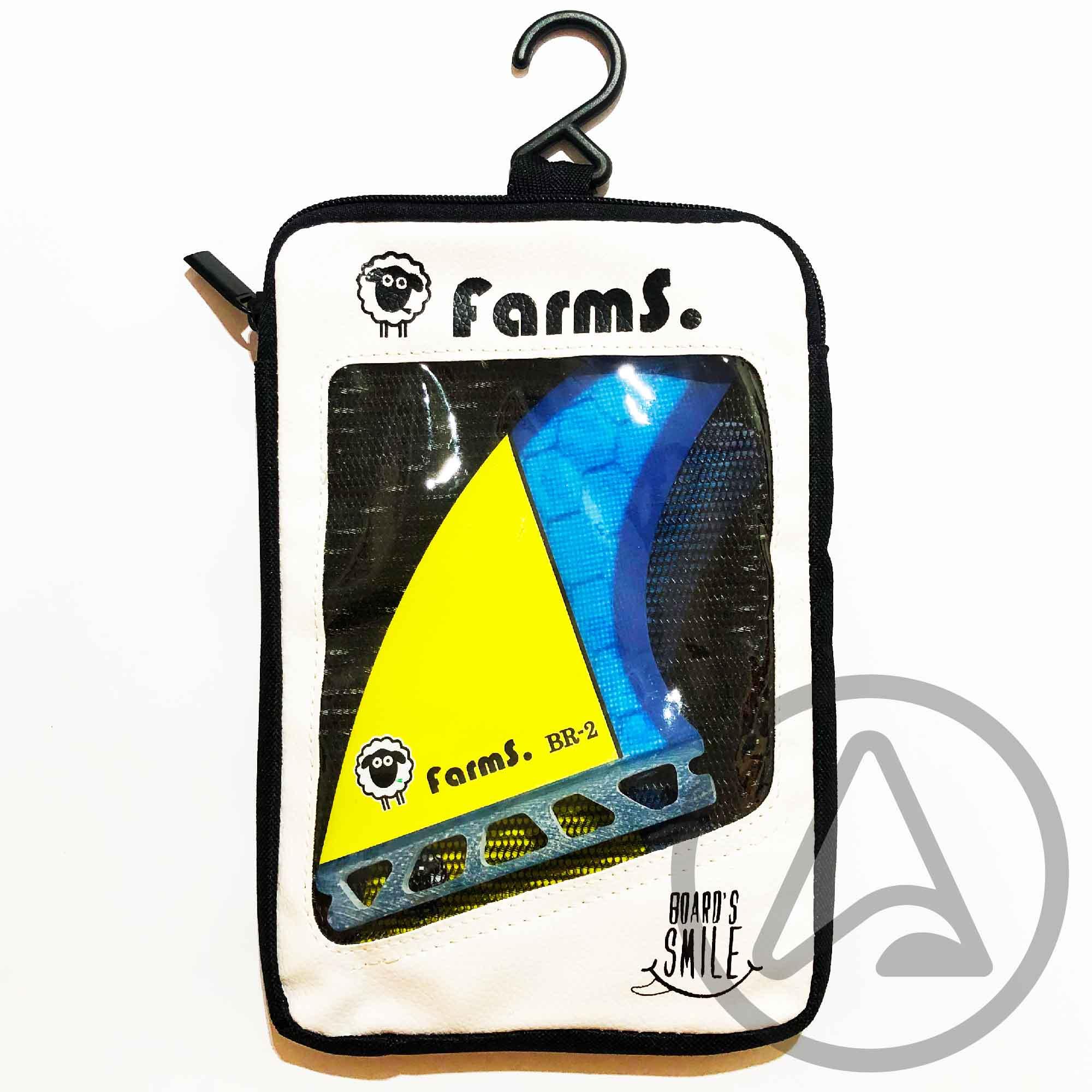 Quilhas Farms BR-2 - Encaixe FUTURE