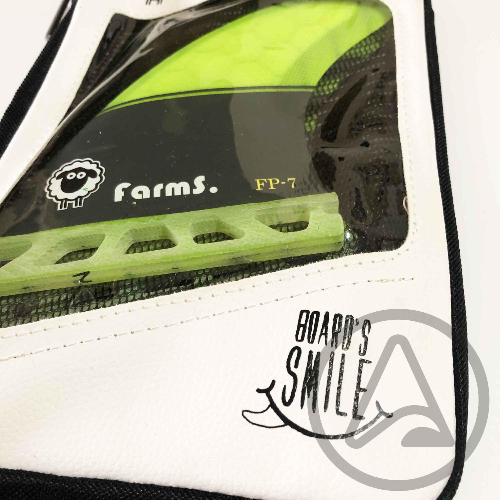 Quilhas Farms FP-7 - Encaixe FUTURE