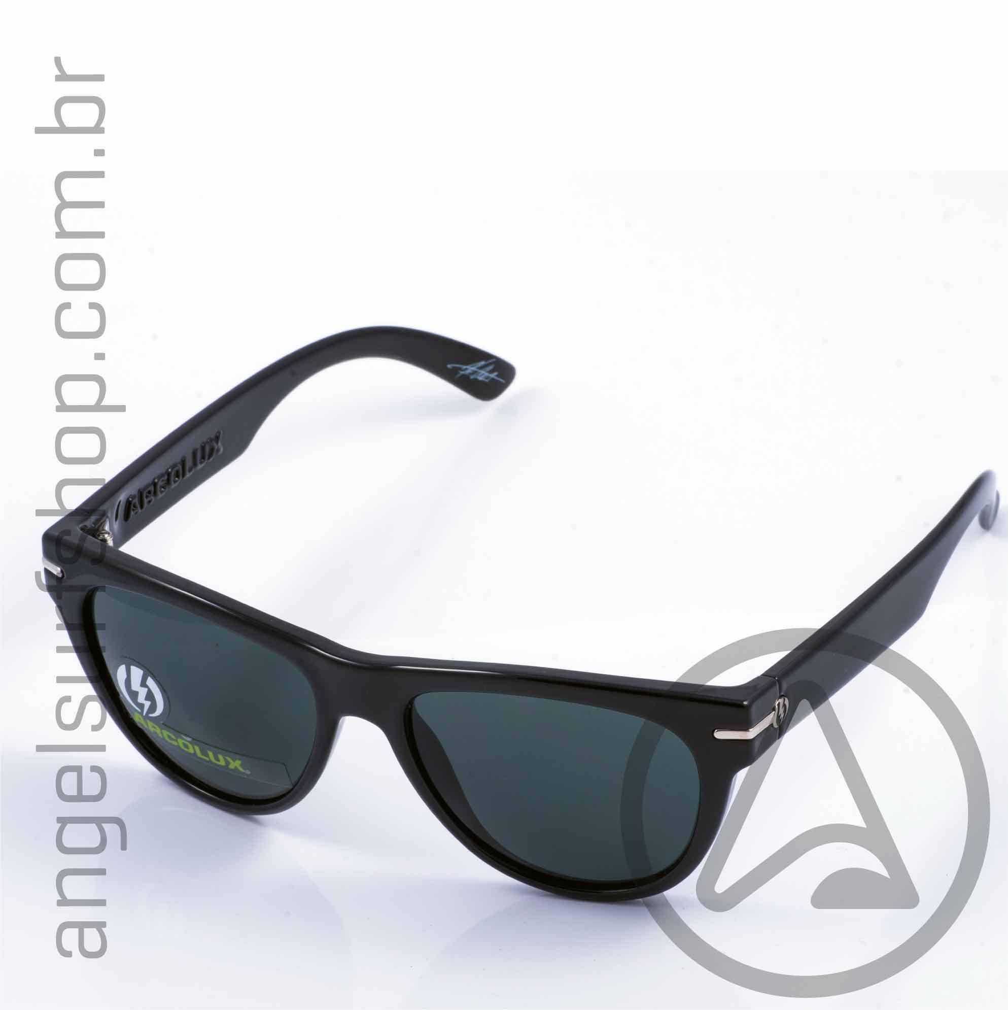f0c4edf8a Sunglass Electric Arcolux Gloss Black Grey (UNISSESX)