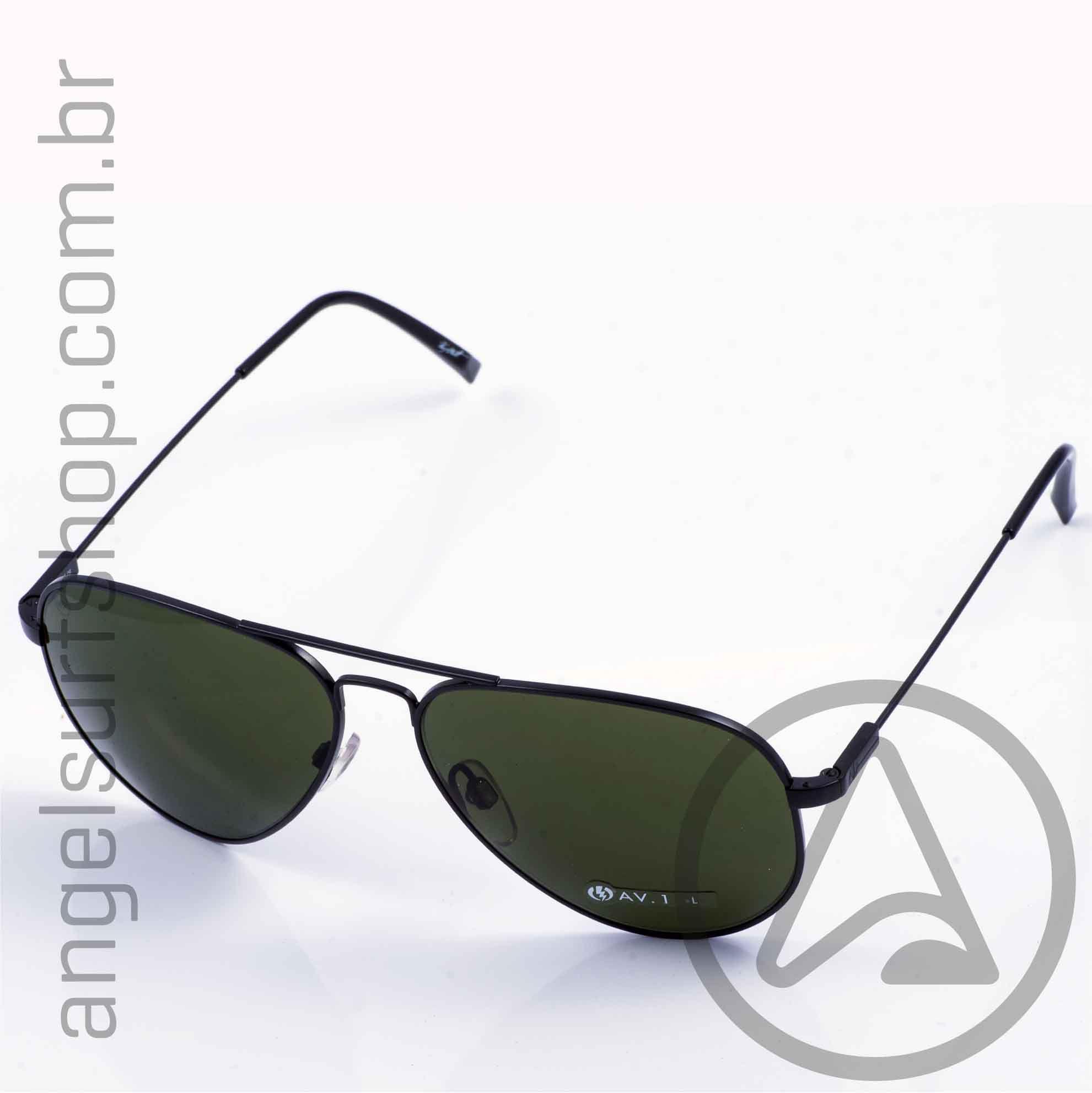 Sunglass Electric AV1 Large Black M Grey (UNISSEX)