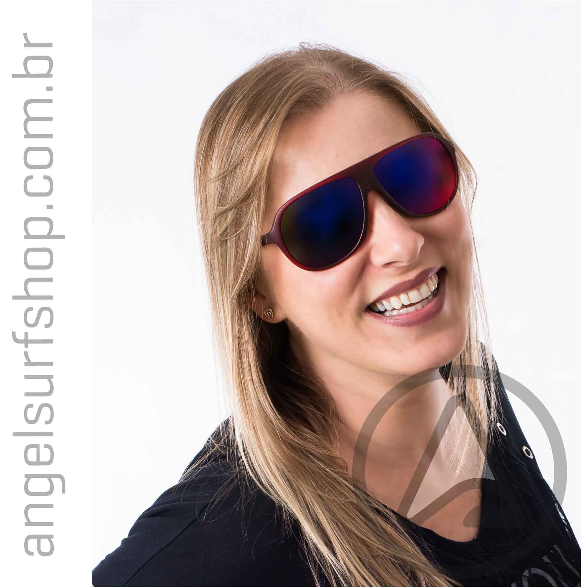 Sunglass Electric Hoodlum Plasma Grey Chromo (UNISSEX)