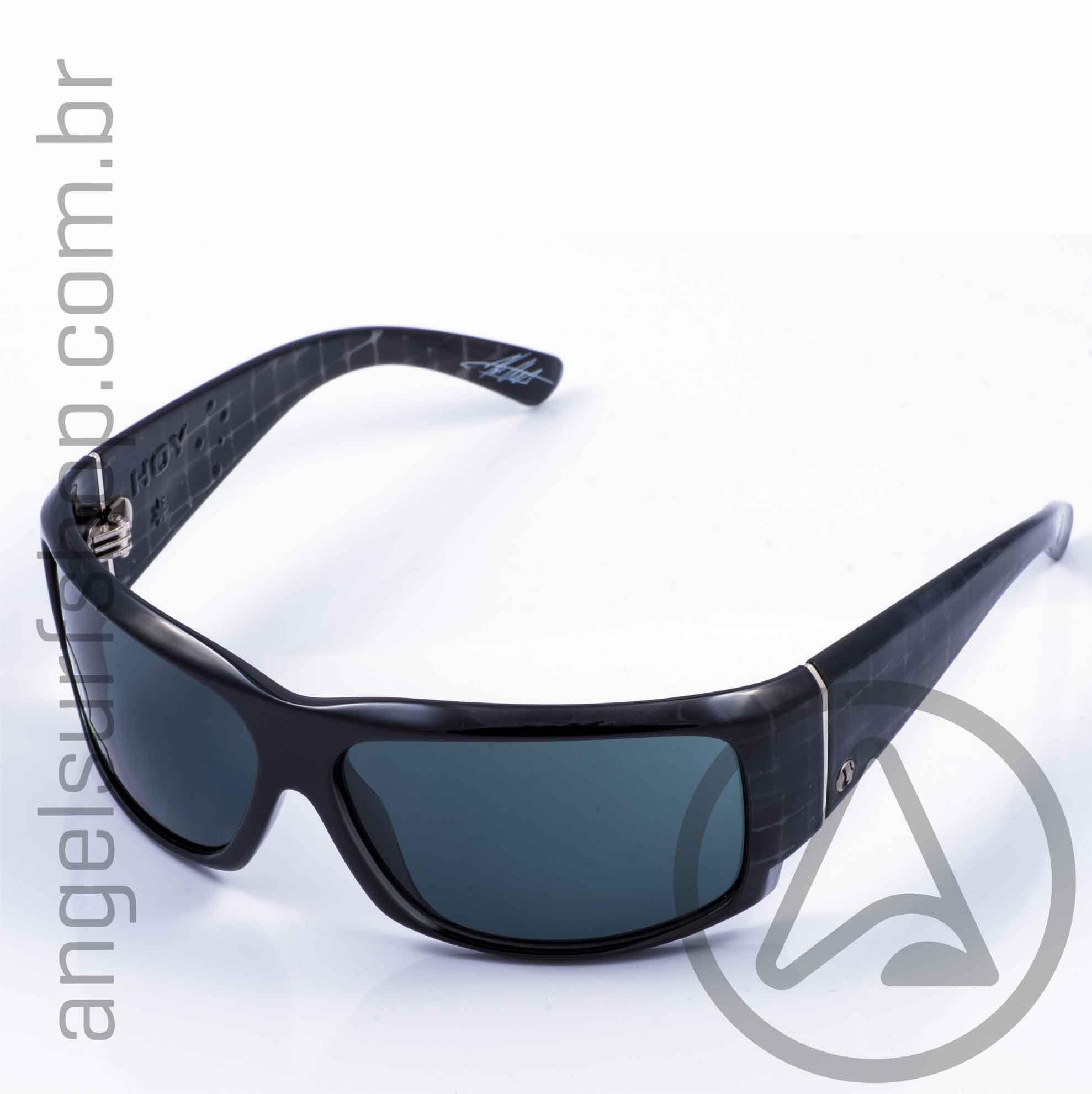 Sunglass Electric Hoy Black Box Grey