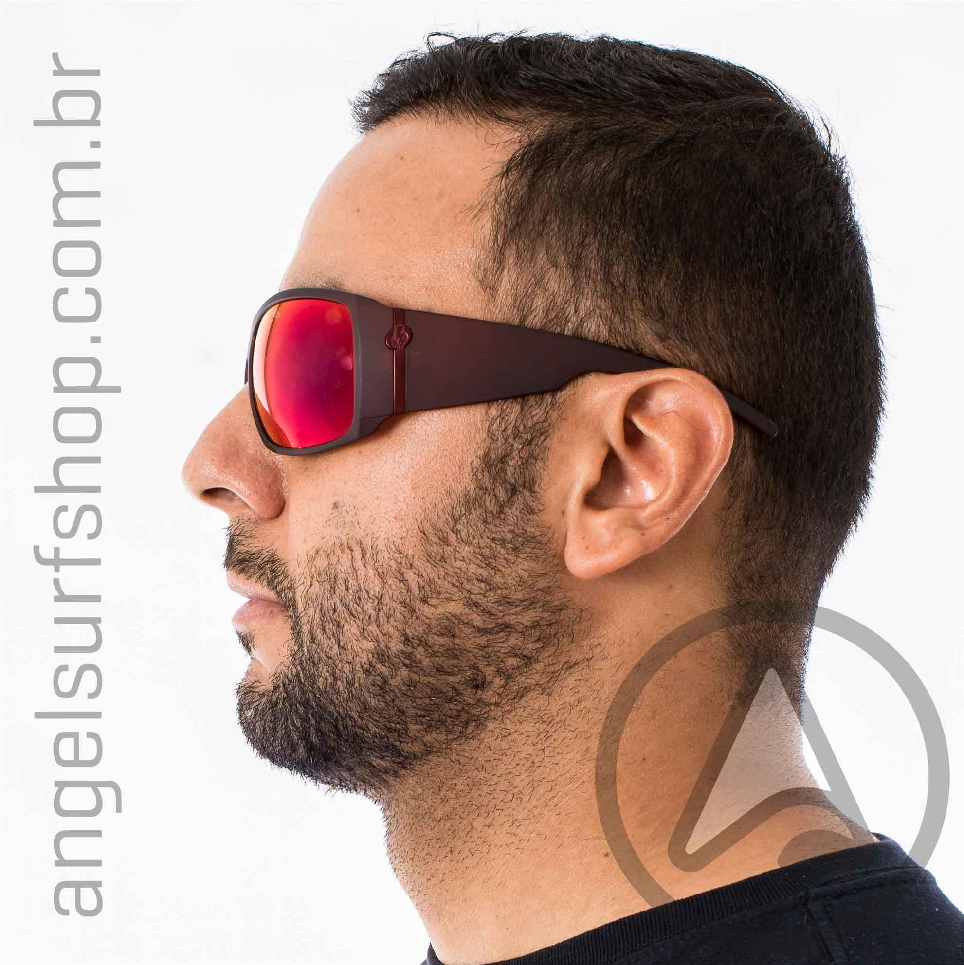 Sunglass Electric Big Beat Plasma Gry Plasma Chrome