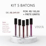 Kit 5 Batons
