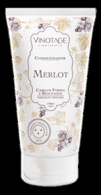 Condicionador Merlot 140 ml  - VINOTAGE