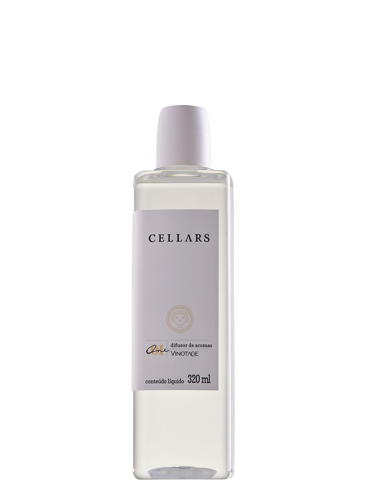 Difusor de Aromas Refil 320 ml - Vinotage Cellars One  - VINOTAGE