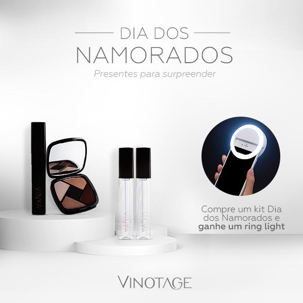 Kit dia dos namorados Vinotage 03   - VINOTAGE