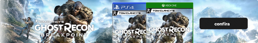 Tom Clancys Ghost Recon: Breakpoint
