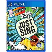 Just Sing Ps4 (semi-novo)