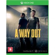 A Way Out - XBOX ONE (Semi-Novo)