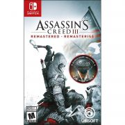 Assassins Creed III: Remastered-Nintendo Switch