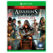 Assassins Creed Syndicate Edição Limitada - Xbox One
