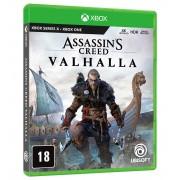 Assassins Creed Valhalla Edição Limitada (Pré-venda) - Xbox One