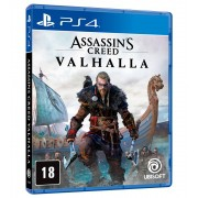 Assassins Creed Valhalla -Ps4