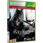 Batman: Arkham Asylum + Arkham City - Xbox 360