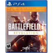 Battlefield 1 Revolution - Pacote Premium ps4