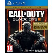Jogo Call of Duty: Black OPS 3 Gold Edition - PS4