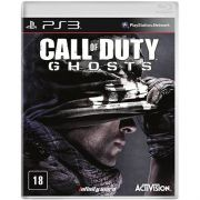 Call of Duty: Ghosts - PS3 (Semi-Novo)