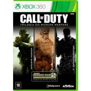 Call Of Duty: Trilogia do Modern Warefare - XBOX 360