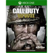 Jogo Call of Duty WWII Xbox One