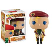 Boneco Funko Pop Cammy Street Fighter 139