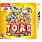 Captain Toad: Treasure Tracker - 3ds (SemiNovo)