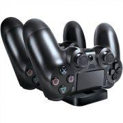 Carregador Dreamgear Power Dock Para Controle Ps4 Dgps4